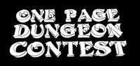 Series: One Page Dungeon Contest 2018