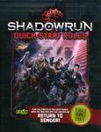 RPG Item: Shadowrun Quick-Start Rules: Return to Sender / Battletech Quick-Start Rules: A Time of War