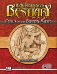 RPG Item: Blackdyrge's Bestiary II: Perils of the Burning Waste