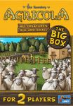 Board Game: Agricola: All Creatures Big and Small – The Big Box