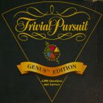 Board Game: Trivial Pursuit: Genus Edition