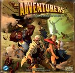 Board Game: The Adventurers: The Pyramid of Horus