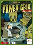Board Game: Power Grid Deluxe: Europe/North America