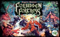 Board Game: Shadows of Brimstone: Forbidden Fortress