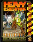 RPG Item: Heavy Gear Gamemaster Starter Kit