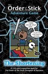 Board Game: Order of the Stick Adventure Game: The Shortening
