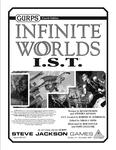 RPG Item: GURPS Infinite Worlds: I.S.T.