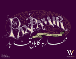 Pax Pamir: Second Edition Cover Artwork