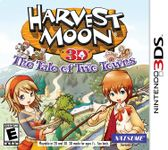 Video Game: Harvest Moon: The Tale of Two Towns