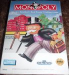 Video Game: Monopoly (1991 / Handheld)