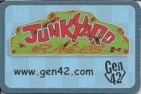 Board Game: Junkyard Races Character Cards