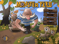 Video Game: Monster Feed