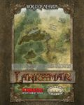 RPG Item: Lankhmar: World of Newhon Map