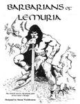 RPG Item: Barbarians of Lemuria
