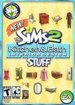 Video Game: The Sims 2: Kitchen & Bath Interior Design Stuff