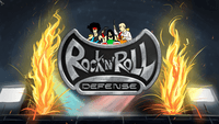 Video Game: Rock 'N' Roll Defense