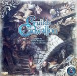Board Game Accessory: Guilds of Cadwallon: Gameboard & Large Box