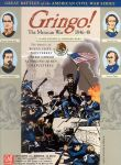 Board Game: Gringo!: The Mexican War 1846-48