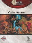 RPG Item: Codex Arcanis (3.5)