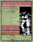 RPG Item: Classes of Kor'Onus: The Revised Fighter