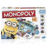 Board Game: Monopoly: Despicable Me