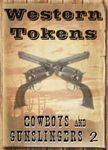 RPG Item: Western Tokens: Cowboys and Gunslingers 2