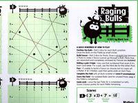Board Game: Raging Bulls
