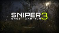 Video Game: Sniper: Ghost Warrior 3