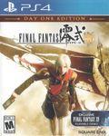 Video Game: Final Fantasy Type-0