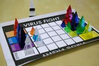 Board Game: Virus Fight
