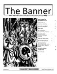 Issue: The Banner (Issue 30 - Mar 2002)