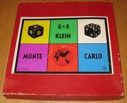 Board Game: 6 x 6 Klein Monte Carlo