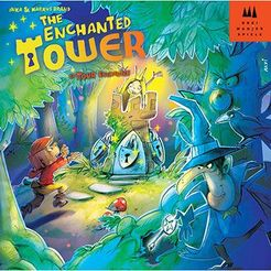 The Enchanted Tower Cover Artwork