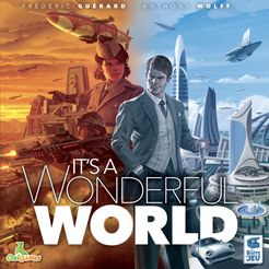 It's a Wonderful World Cover Artwork