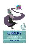 RPG Item: Orrery: Planar Adventures