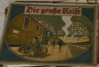 Board Game: Die große Reise
