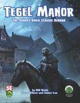 RPG Item: Tegal Manor - The Judges Guild Classic Reborn