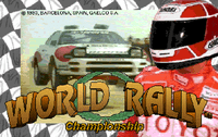 Video Game: World Rally