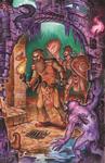 RPG Item: DCC RPG Reference Booklet