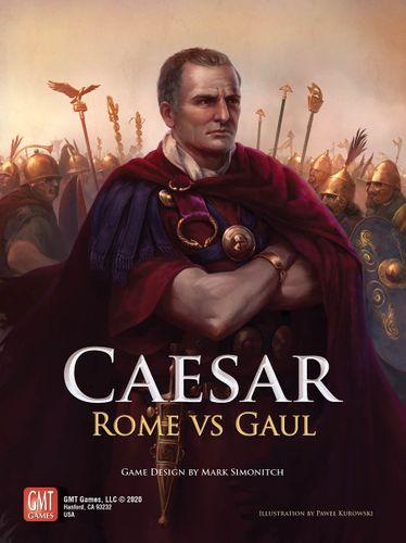 Board Game: Caesar: Rome vs. Gaul