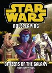 RPG Item: Star Wars Roleplaying Adversary Deck: Citizens of the Galaxy Adversary Deck
