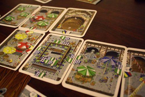Board Game: Biergarten