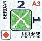Berdan's Sharpshooters have their own individual and distinctive piece.