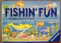 Board Game: Gone Fishin'