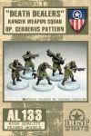 "Board Game: Dust 1947: Ranger Attack Squad – ""Death Dealers"""