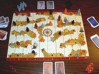 Board Game: Meridian