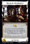 Board Game: Dominion: Black Market Promo Card