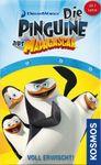 Board Game: Die Pinguine aus Madagascar: Voll erwischt!