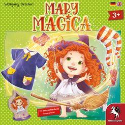 Mary Magica | Board Game | BoardGameGeek