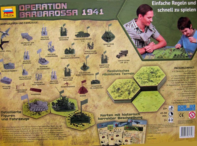 operation barbarossa essay